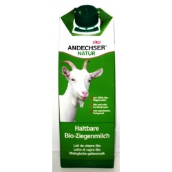 Andechser Natur lapte de capra bio 3,2% 1l