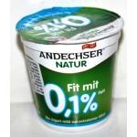 Andechser Natur iaurt bio 0,1% 150gr