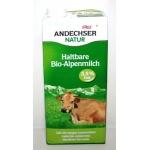 Andechser Natur lapte de vaca bio 3,5% 1l