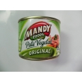 Pate vegetal Mandy 200g